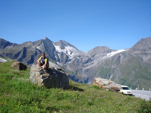 Alpejska trasa wysokogórska Hochalpenstrasse