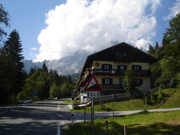 Alpejskie podjazdy Austria