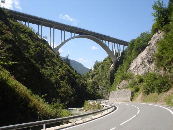 Austria podóż rowerowa