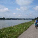 Donauradweg – Dunajska Droga Rowerowa i powrót Darka
