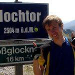 Podjazd pod Hochtor 2506 m – Hochalpenstrasse