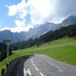 Deszcz, skwar i pierwsze strome przełęcze alpejskie