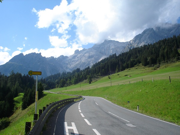 Wysokie Alpy
