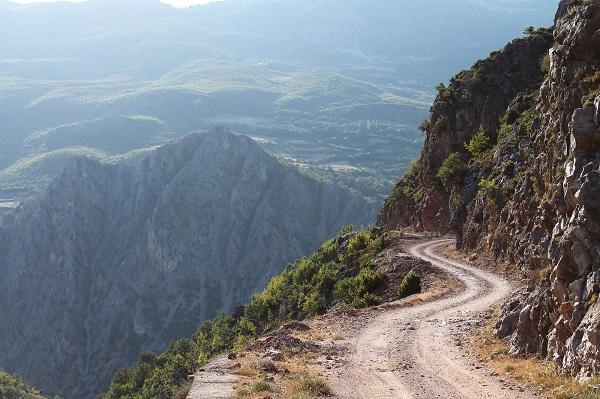 Albania offroad