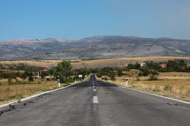 Chorwacja widok panorama