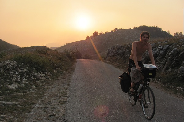 Czarnogóra rowerem
