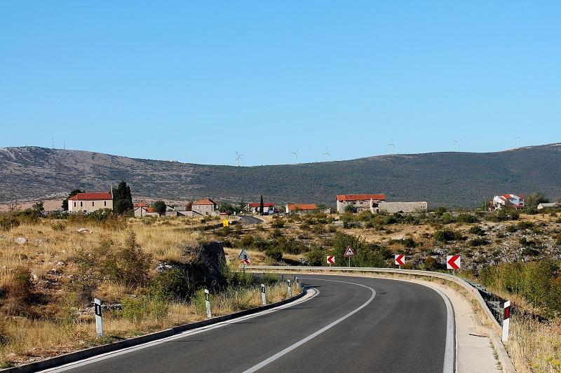 Dalmacja panorama