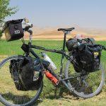 Pierwsza wyprawa rowerowa i autostopowa
