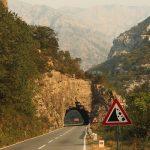 Kanion rzeki Tary – w stronę Durmitoru