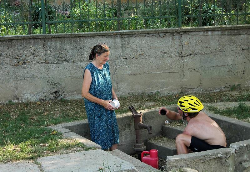 Ludzie w Rumunii