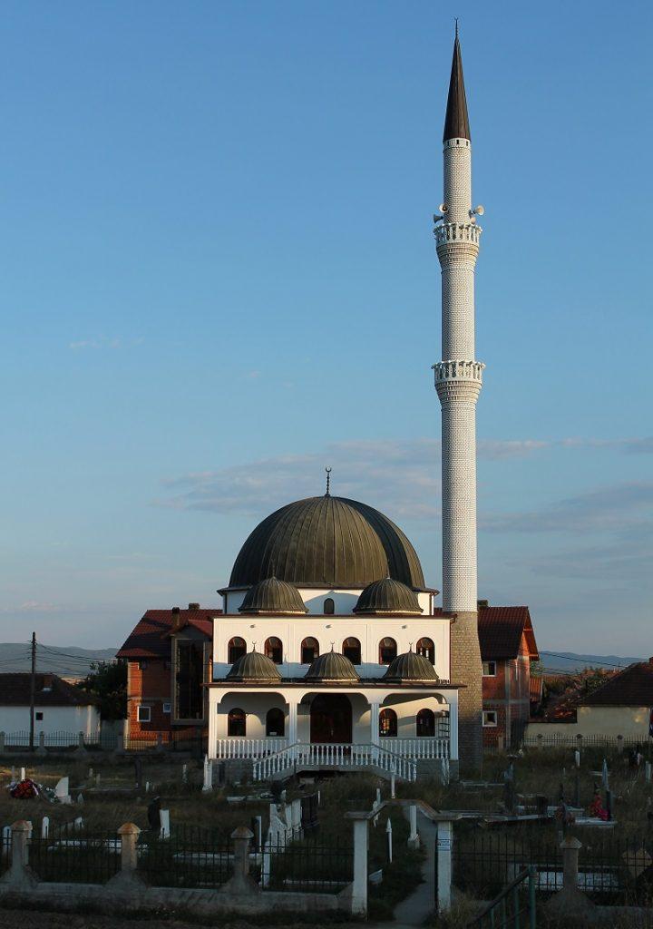 Meczet w Kosowie