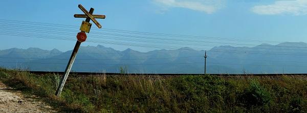 Panorama karpat rumuńskich