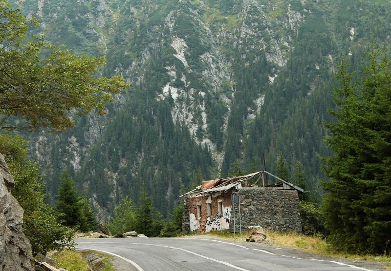 Rumuńska droga alpejska