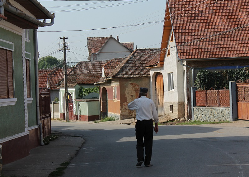 Rumuńska wieś