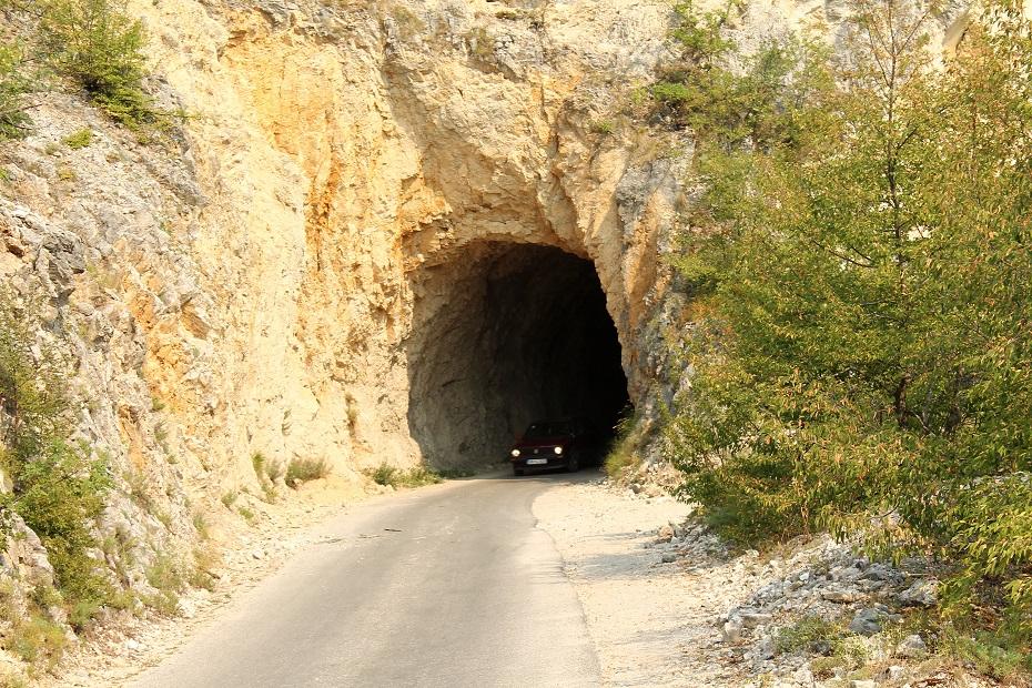Tunele durmitor
