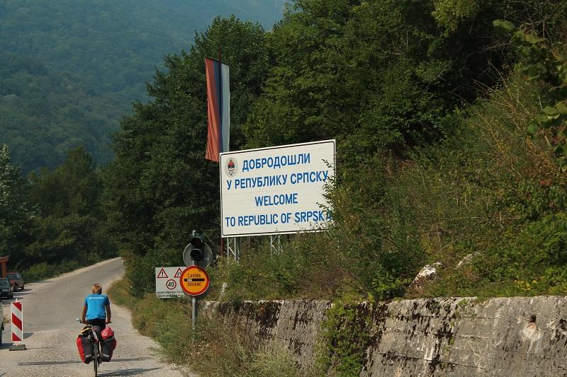 przejscie graniczne BiH czarnogóra