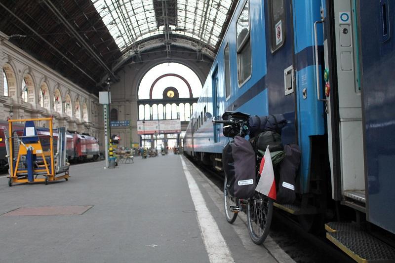 Budapeszt dworzec kolejowy