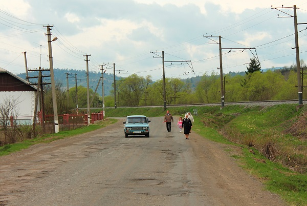 Ukraińskie wsie