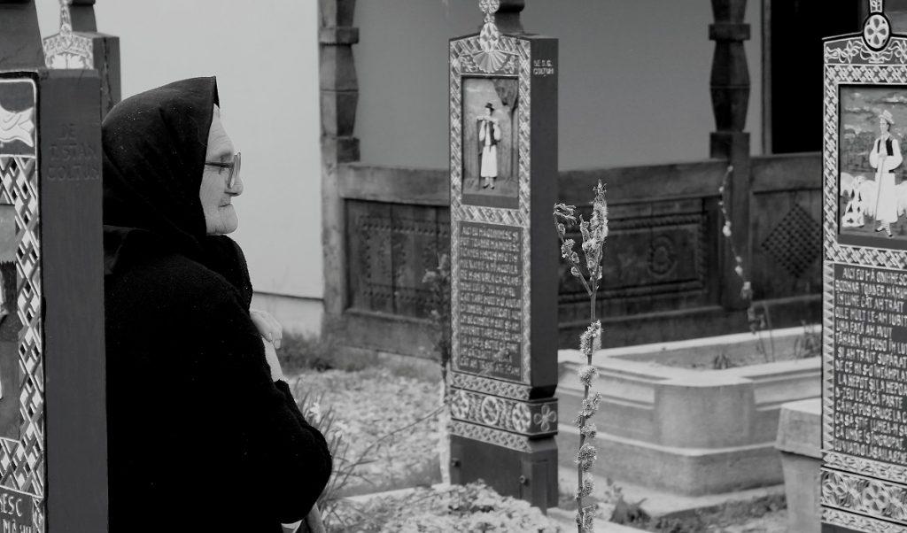 Wesoły Cmentarz w Rumuni Sapanta