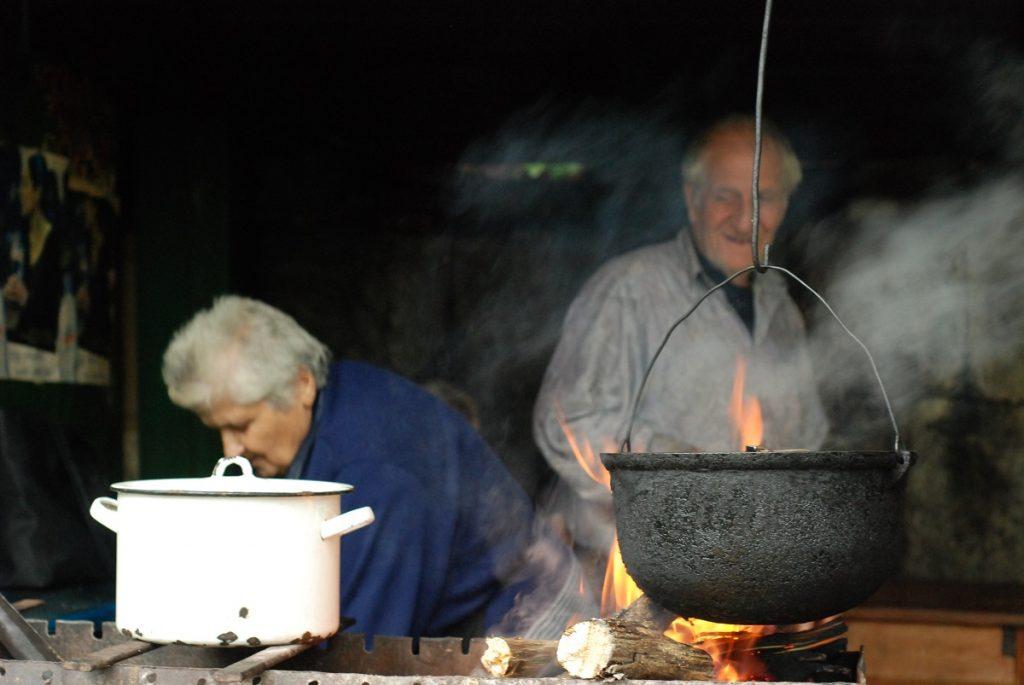 Gruzińskie jedzenie