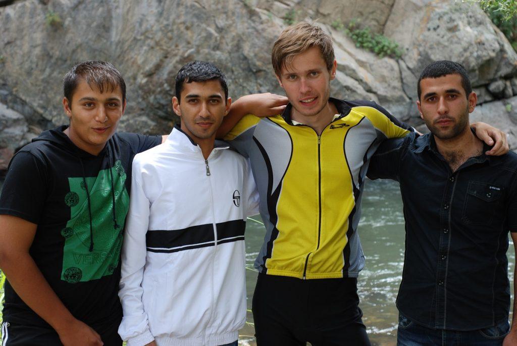 Biesiada Biwak Armenia