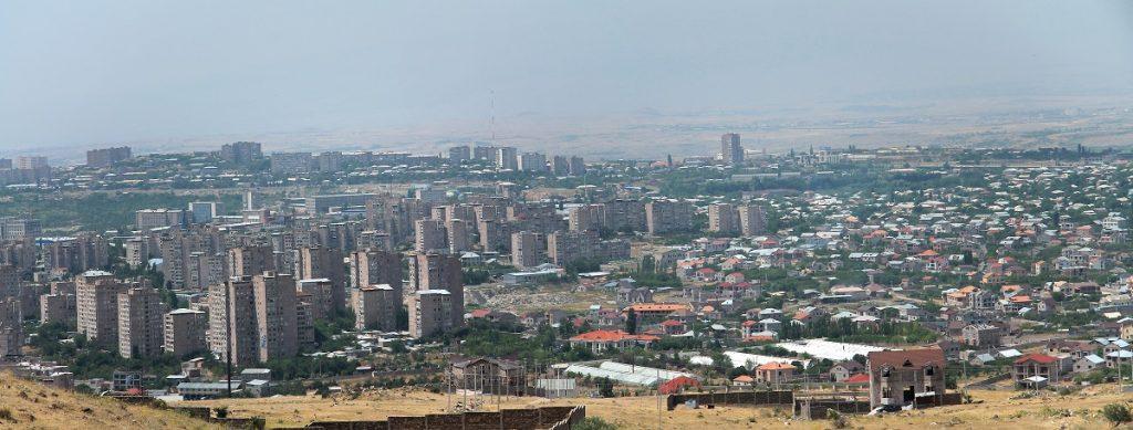Erewań Panorama Zdjęcie