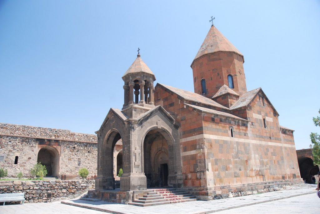 Monastyr Armenia Chor Wirap