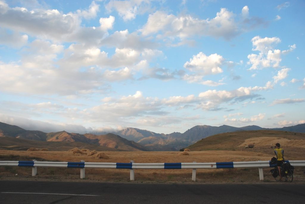 Południowa Armenia Góry