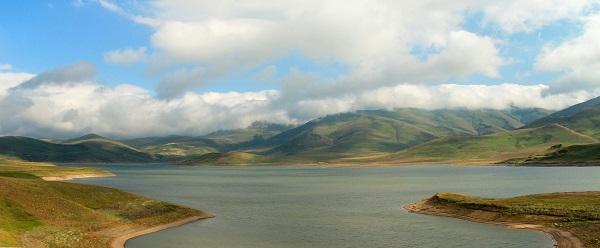 jeziora Spandarian