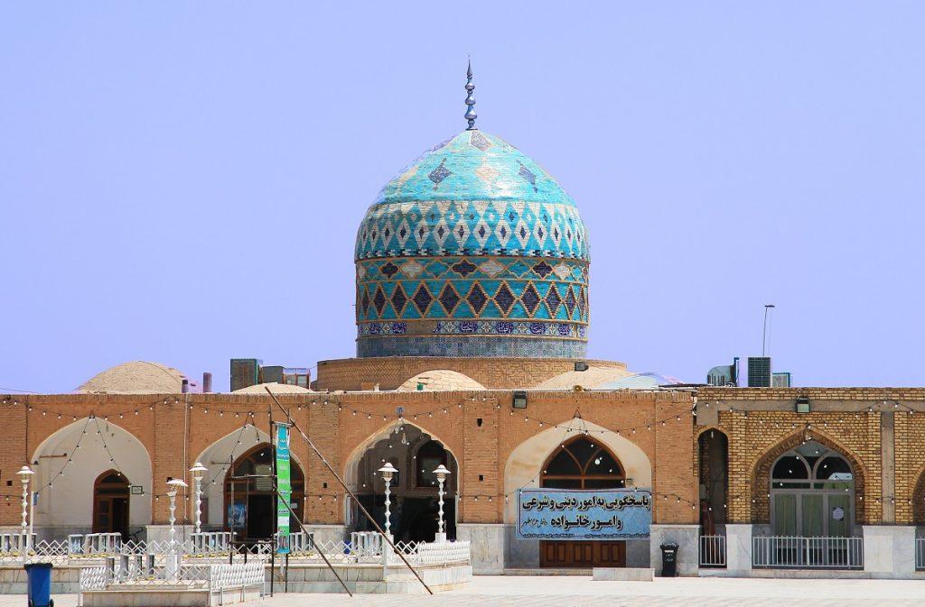 Meczet w Mahabad