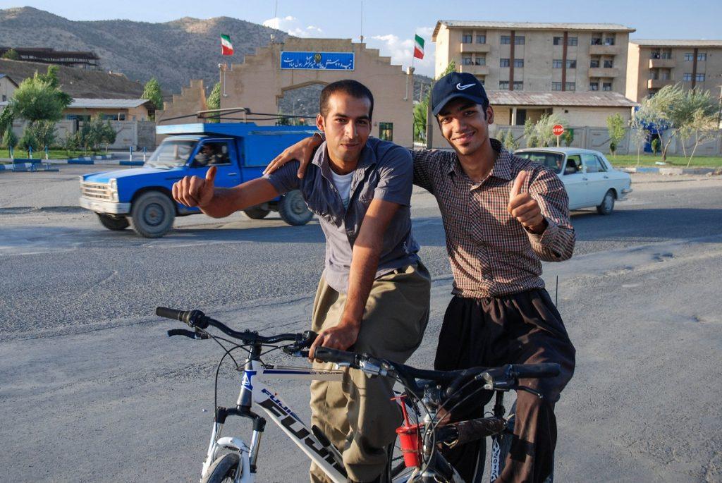Ludzie w Iranie