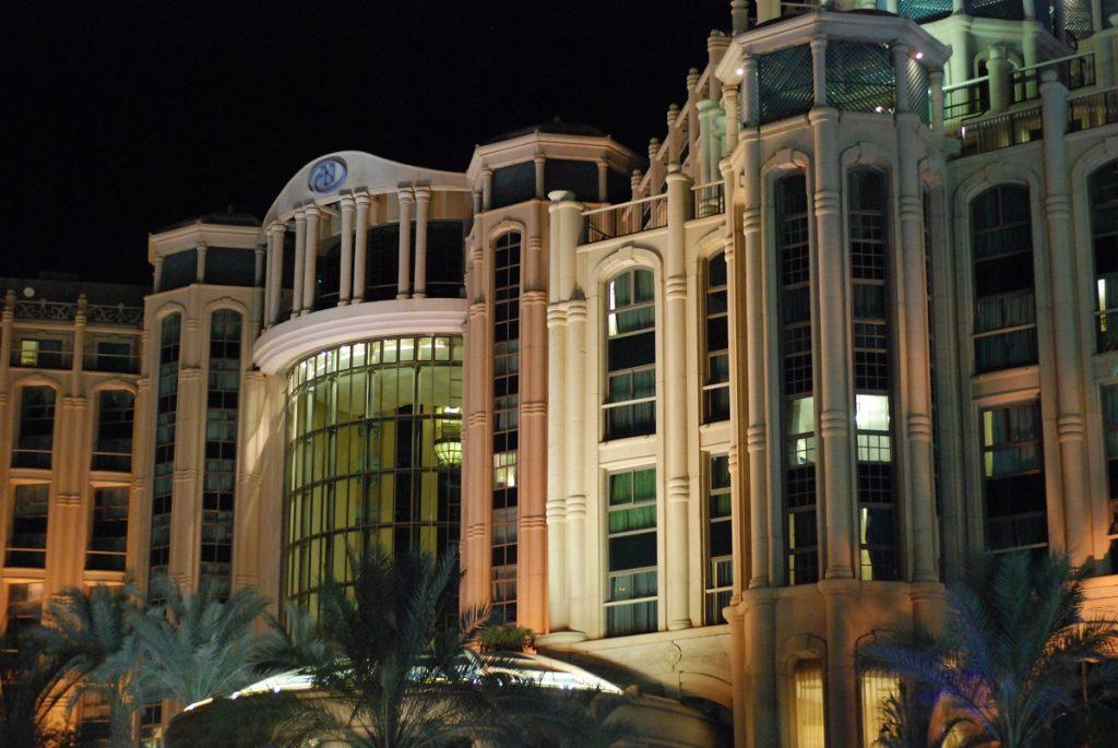 Hotele w Ejlat