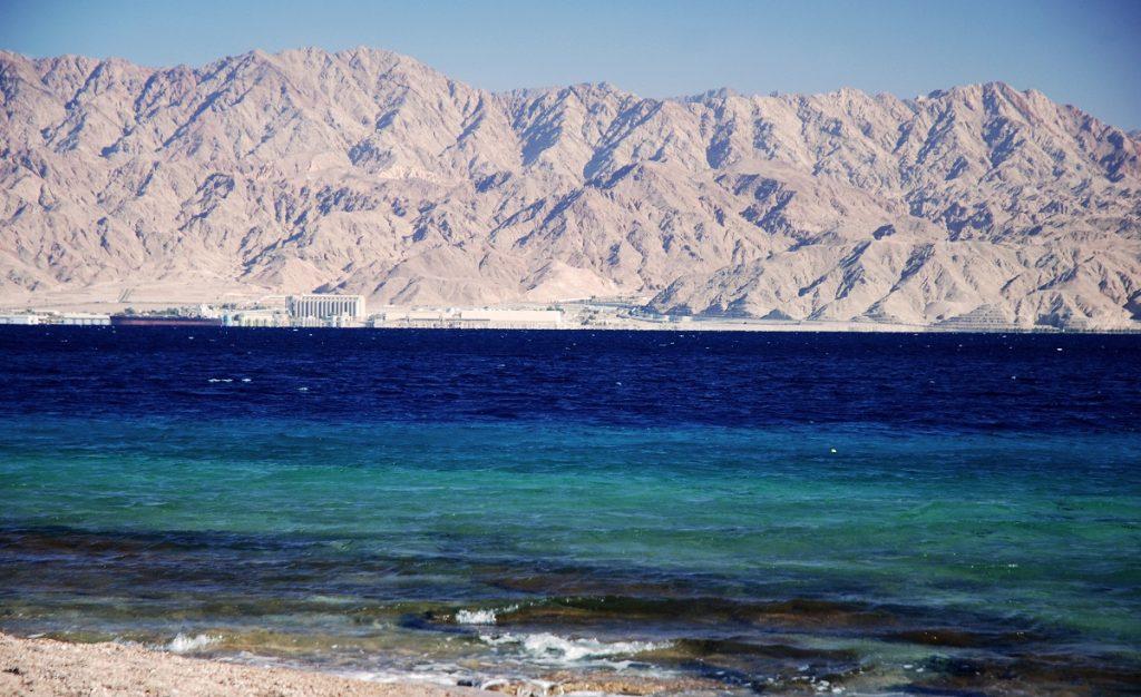 Morze Czerwone Ejlat