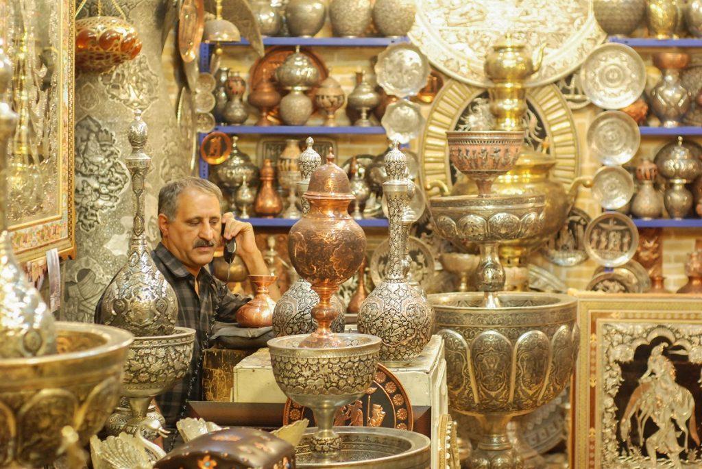 Perskie irańskie rękodzieło