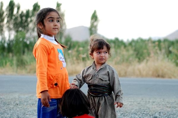 Tradycyjny strój Kurdyjski