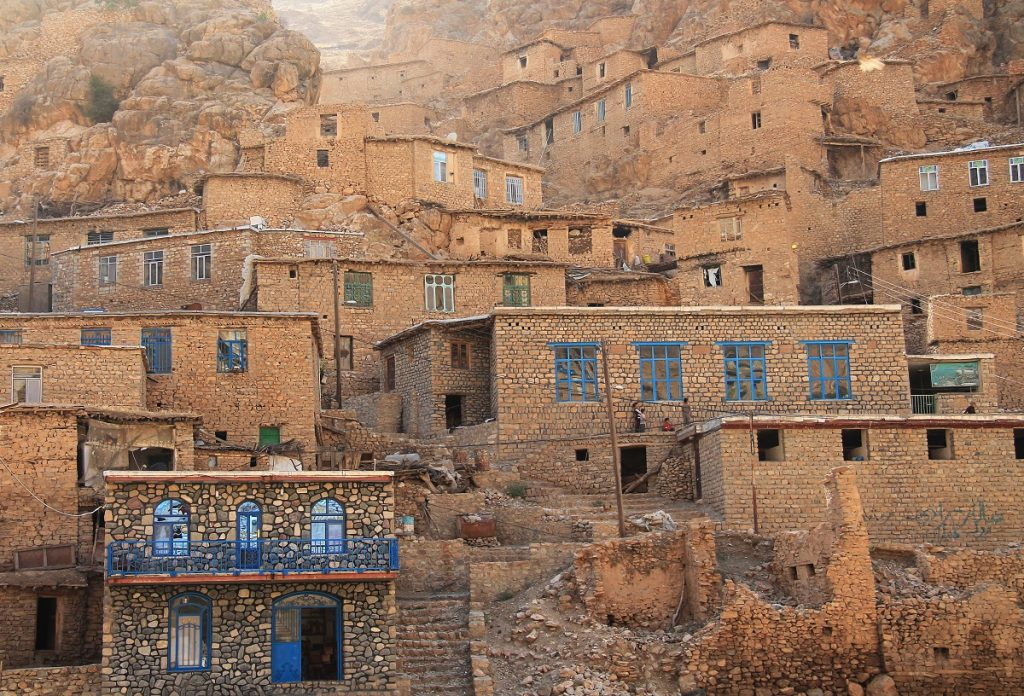 Wieś Kurdyjska