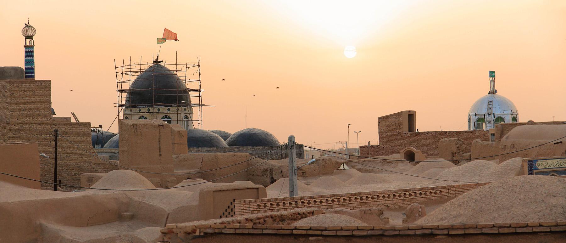 Aqda ciekawe miejsca Iran