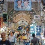 Irańskie Bazary i owacje na stojąco