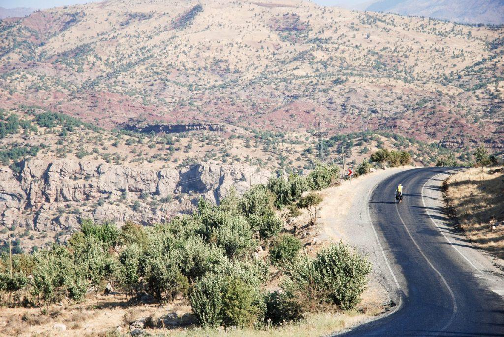 Góry turcja wschodnia Kurdystan