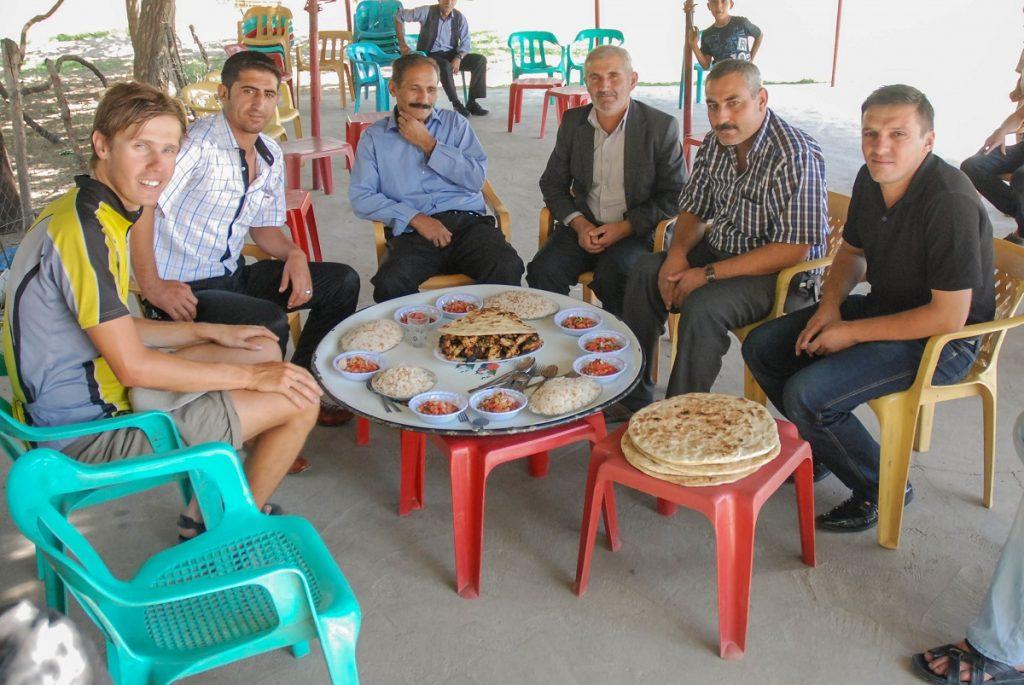 Kurdowie posiłek