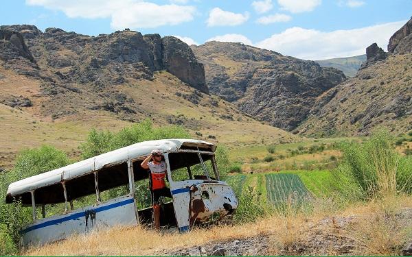 Atrakcje turystyczne Armenii