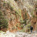 Wąwóz Imbros i weneckie pozostałości na Krecie