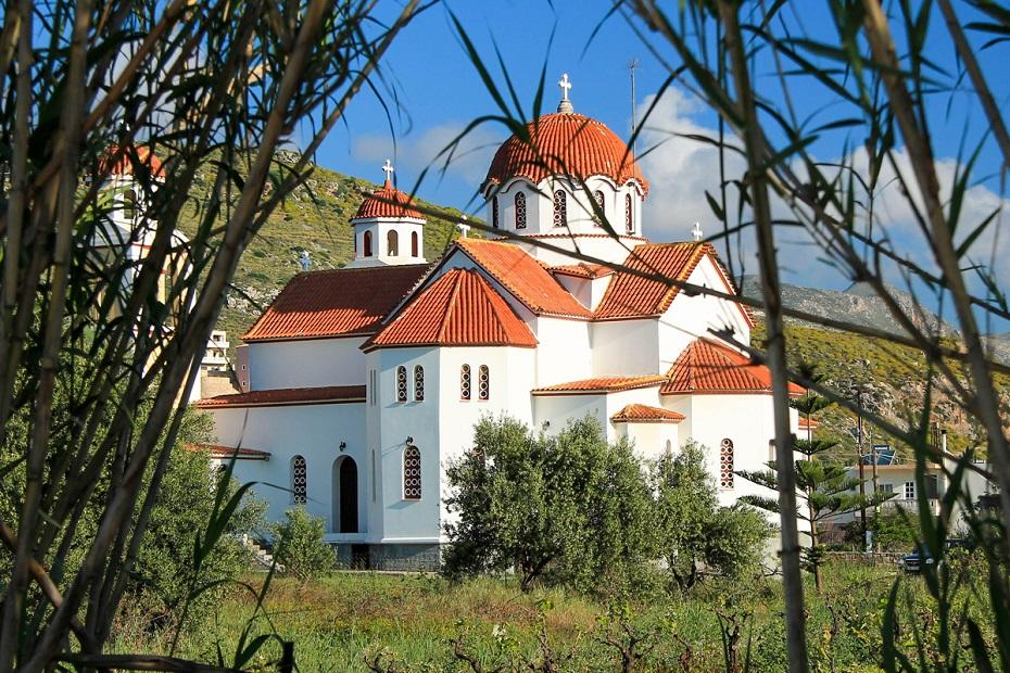 Cerkiew na Krecie