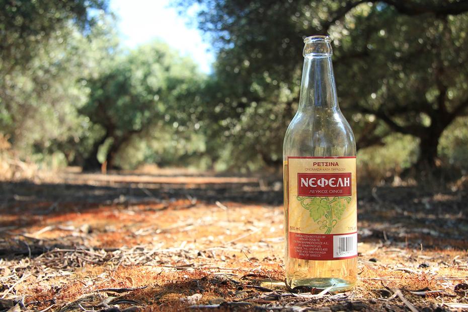 Greckie tanie wino