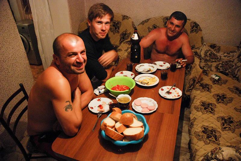 Gruzinska gościnność