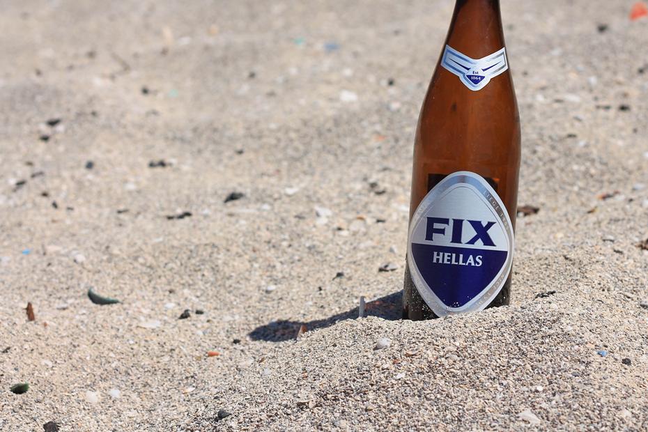 Piwo z krety