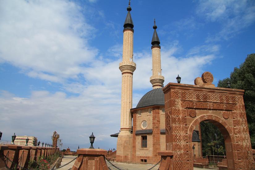 meczet w turcji