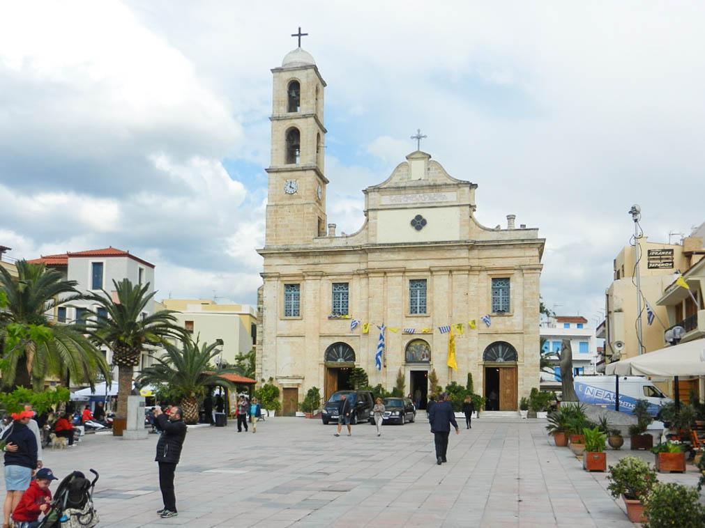 Atrakcje turystyczne Chania Kreta