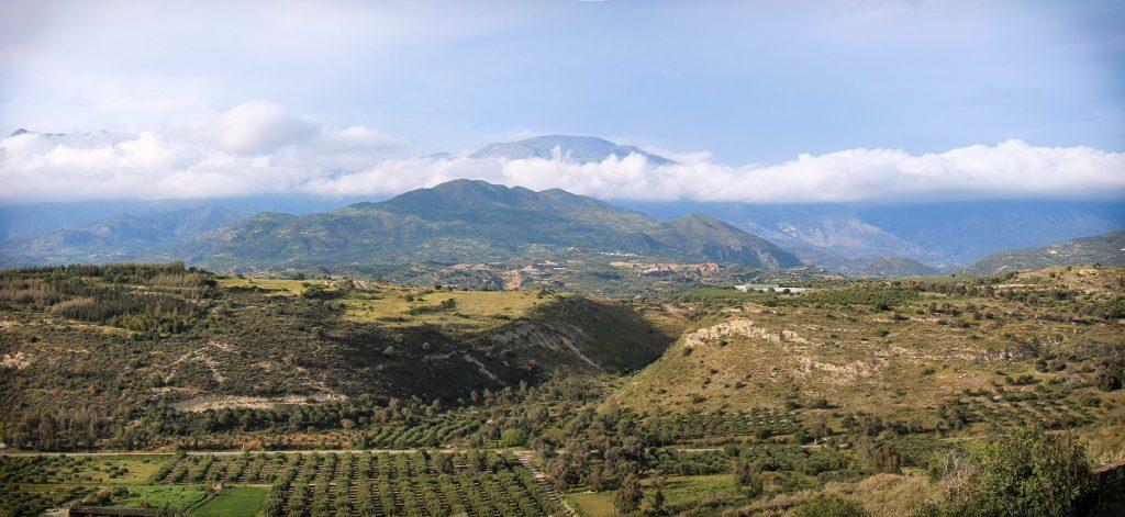 Góry Białe Idajskie Kreta
