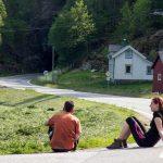 Jak działa autostop w Norwegii?